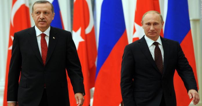 """لن ينسى """"بوتين"""" الصفعة التي تلقاها من """"أردوغان"""""""