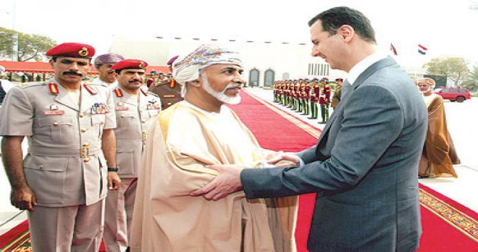 رصد رحلة طيران غامضة من دمشق إلى سلطنة عمان (صورة)