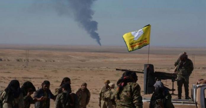 """خسائر موجعة لـ""""تنظيم الدولة"""" على المستوى القيادي في معارك شرق دير الزور"""