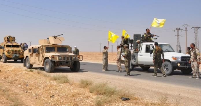 """""""التحالف"""" يلزم ميليشيا """"قسد"""" بإجراءات غير متوقعة شرقي الفرات ترتبط بالعملية العسكرية التركية"""
