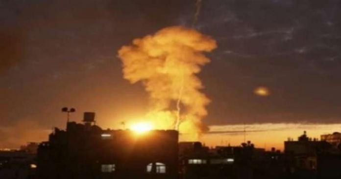 مقتل وجرح 10 عناصر من قوات الأسد بقصف إسرائيلي على القنيطرة