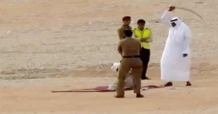 شرع الله.. أمر من الديوان الملكي السعودي بقطع رقبة وافدين في جدة