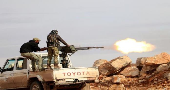 الخسائر البشرية لقوات النظام السوري والمليشيات الإيرانية والفصائل الثورية خلال 6 سنوات
