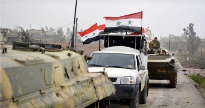 """قرار مفاجئ من """"ميليشيات النمر"""" يتعلق بمعركة إدلب"""