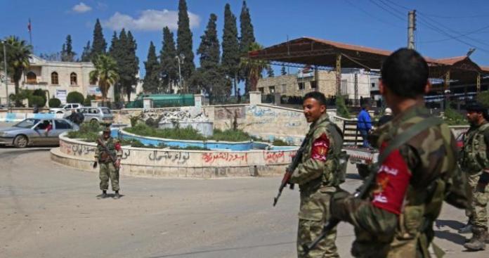 """بينهم نساء وأطفال.. إحصائية بعدد المعتقلين المدنيين في عفرين على يد """"الجيش الوطني"""""""