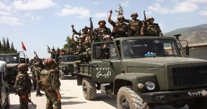 في طريقهم إلى إدلب.. مصرع دفعة من الميليشيات الروسية قرب دمشق (صور)