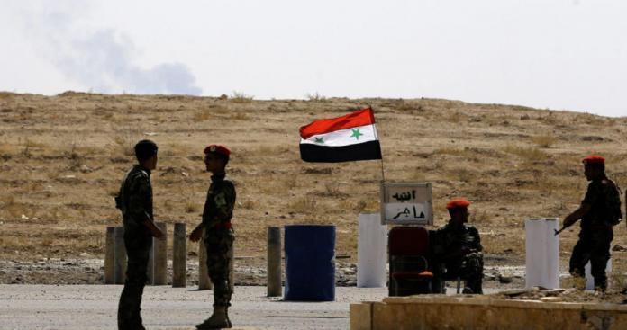بالصور.. مخابرات الأسد تهين أرملة أحد عناصرها في حماة وهذه التفاصيل