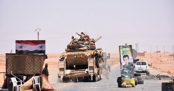"""""""الجرب"""" يتفشى بـ""""قوات الأسد"""" في حمص.. والميليشيات الإيرانية تتخذ إجراءً احترازيًا"""