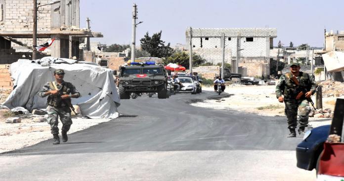 تموضع جديد للقوات الروسية في ريف حماة الغربي