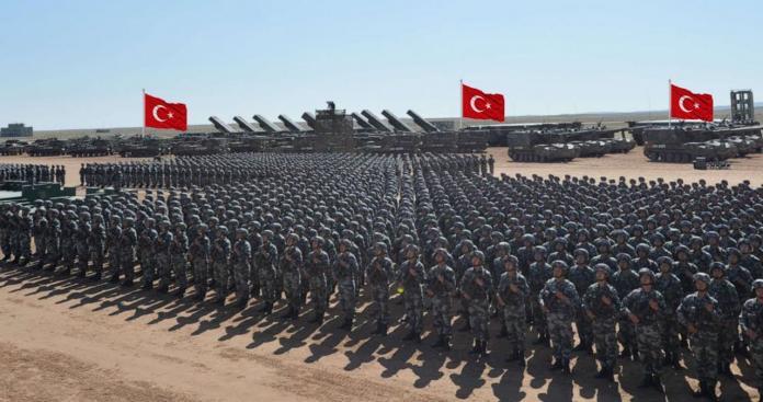 """اندلاع أول شرارة حقيقة للحرب.. """"أردوغان"""" يصدم """"السيسي"""" و""""بن زايد"""" بقرار عسكري"""