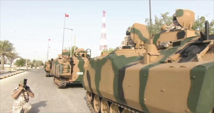 أخيرًا.. إزالة الستار عن اتفاق التعاون العسكري بين تركيا وقطر ونشر بنوده السريّة