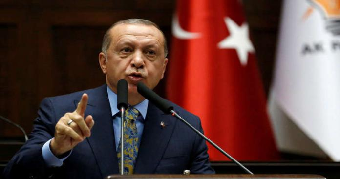 """""""أردوغان"""" يكشف معلومات مهمة عن تفجير منبج.. والمسؤول الحقيقي عنه والدافع وراءه"""