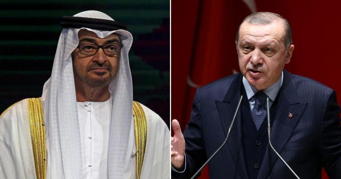 """""""أردوغان"""" يُكشر عن أنيابه لـ""""بن زايد"""" و""""السيسي"""".. تصريح ناري لـ""""الدفاع التركية"""""""