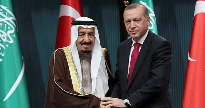 """""""أردوغان"""" يجري اتصالًا مفاجئًا بـ""""الملك سلمان"""".. والكشف عن مفاجأة"""
