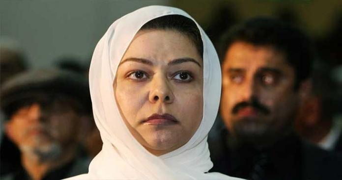 بعد تدهور الأوضاع.. رغد صدام حسين تطالب العراقيين في الأردن بتحرك عاجل