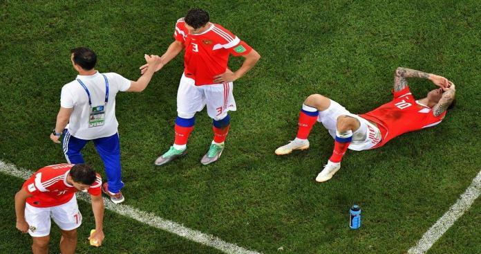 """بعد خروج """"منتخب الدم الروسي"""" من كأس العالم.. """"الدرر"""" ترصد ردود أفعال النشطاء السوريين"""