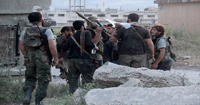 """بعد خروج المهجرين.. لغم يفتك بأربعة من عناصر """"التسوية"""" شمال حمص"""
