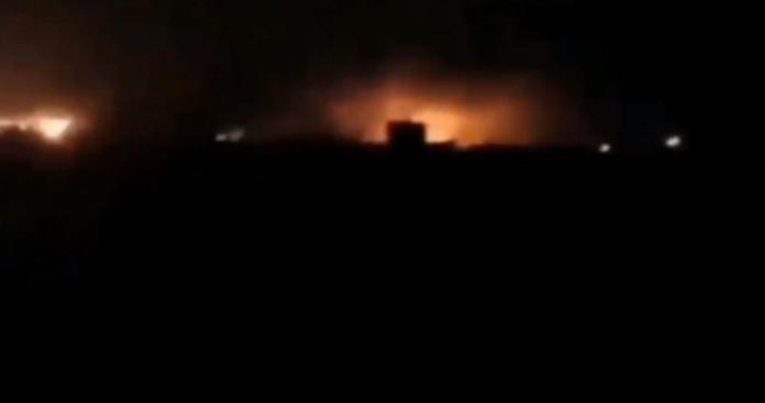 البيوت تهتز في الأردن.. قيامة #درعا_تحت_القصف تتصدر سلطنة عمان والسعودية (فيديو)