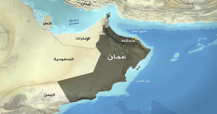 شاهد.. رصد قنبلة في سماء سلطنة عمان قادمة من الإمارات