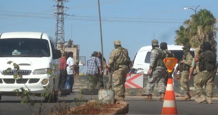 """""""تحرير الشام"""" تشن حملة أمنية لملاحقة الفارين من سجن إدلب المركزي.. وأحد خلايا تنظيم الدولة يفجّر نفسه"""