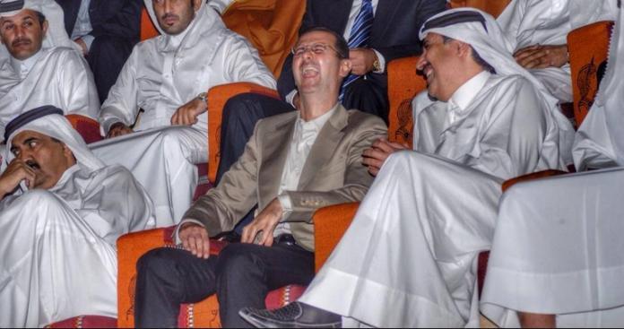 """إشادة أمريكية بما فعلته قطر مع """"نظام الأسد"""""""
