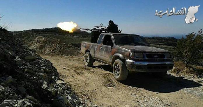 جيش الإسلام وأحرار الشام يباغتان قوات الأسد بهجوم مفاجئ بريف دمشق