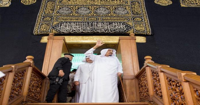 قرار عاجل لمستشار الملك سلمان بشأن ما حدث في الحرمين