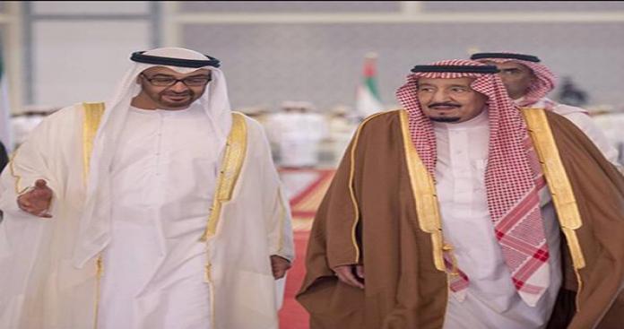 """بعد غضب الملك سلمان من """"ابن زايد"""".. مسؤول أمني يكشف طبيعة العلاقة بين السعودية والإمارات"""