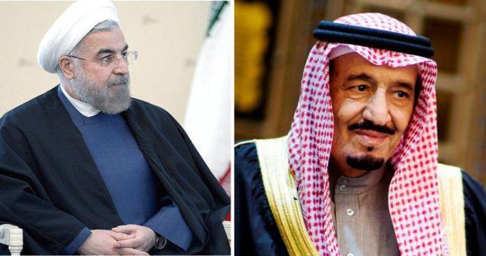 رئيس دولة إسلامية يحمل رسالة من الرياض إلى طهران