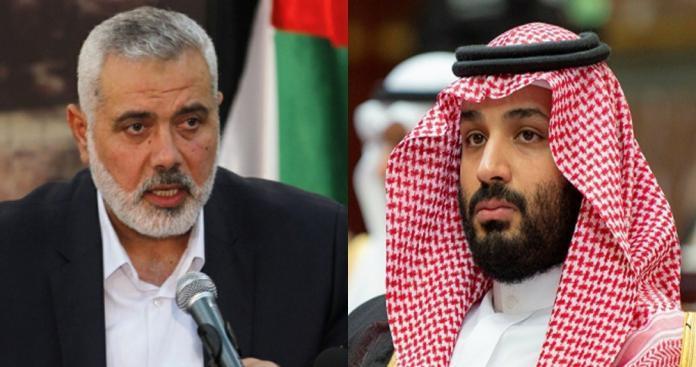 """""""حماس"""" تُصعّد ضد السعودية وتوجه لها اتهامًا خطيرًا بشأن """"صفقة القرن"""""""