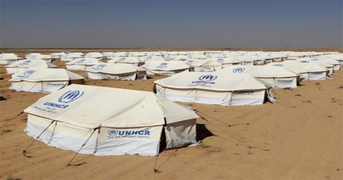 أمريكا تنفي رفضها إقامة مخيمات للنازحين السوريين بلبنان
