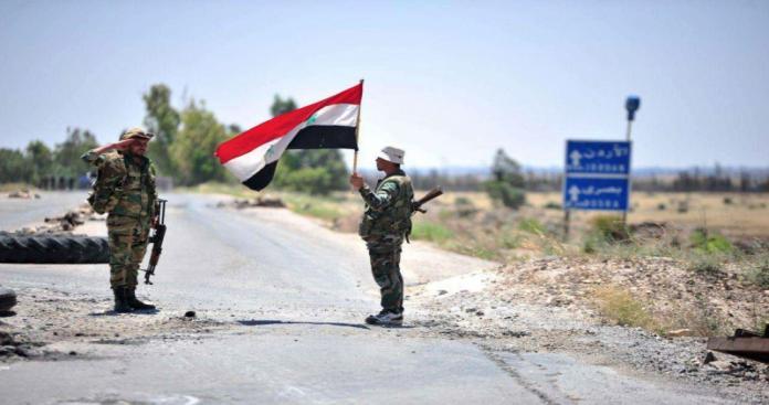 المقاومة تواصل ضرباتها وتربك قوات الأسد في درعا
