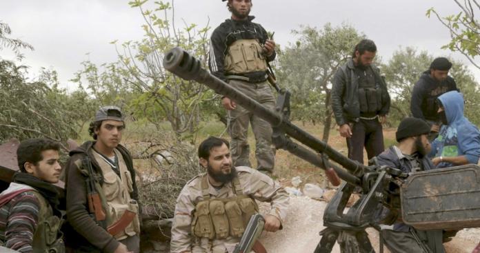 """""""أنصار التوحيد"""": 40 قتيلًا من قوات الأسد في عملية شمال حماة بينهم ضباط"""