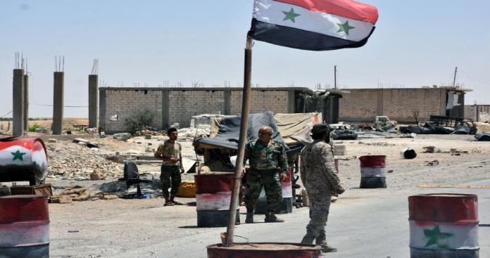 عبوة ناسفة تستهدف ضابطًا في قوات الأسد بدرعا