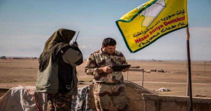 """""""قسد"""" تبرر اتفاقها مع نظام الأسد: عسكري بحت واجراء طارئ"""