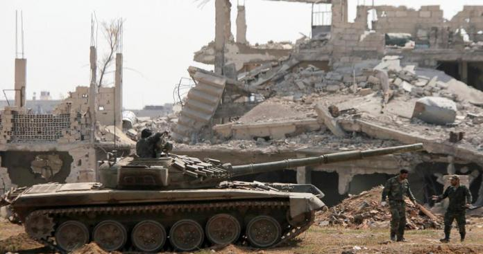 """نظام الأسد ينقلب على اتفاق """"التسوية"""" في القنيطرة ويهدد باقتحام المحافظة"""
