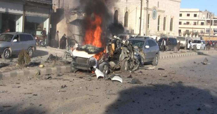 """قيادي في """"الجيش الحر"""" يتهم """"حزب العمال الكردستاني"""" بتنفّيذ تفجير منبج وقتل جنود أمريكان"""