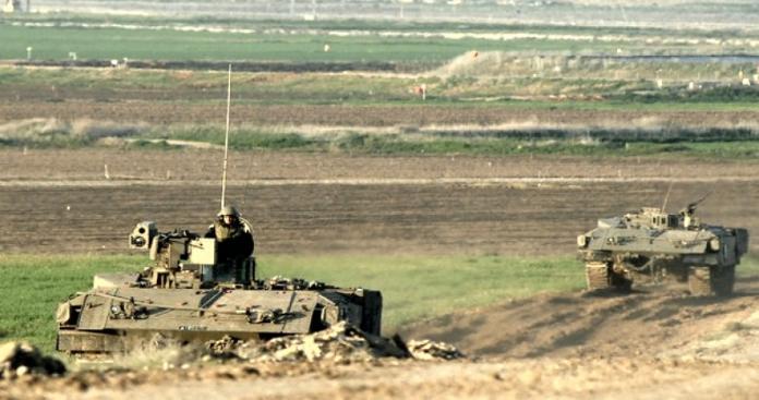 توغل إسرائيلي بشكل محدود جنوبي قطاع غزة