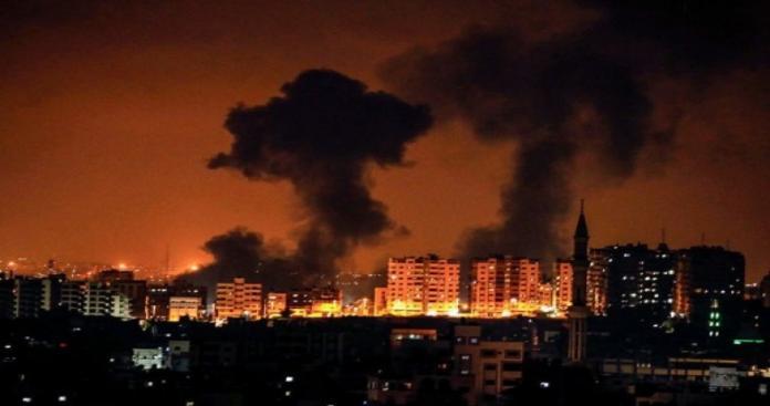 غزة تحت النار.. قصف جنوبي لمقاتلات إسرائيلية والمقاومة تردّ وتبث الرعب في الكيان المحتل