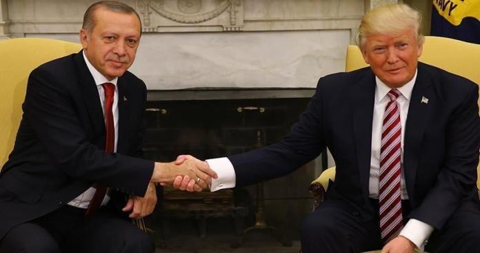 """اتصال مهم بين """"أردوغان """"وترامب"""" بعد موافقة البرلمان التركي على إرسال قوات إلى ليبيا"""