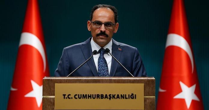 الرئاسة التركية تردّ على الاتهامات الأمريكية بشأن استهداف أكراد سوريا