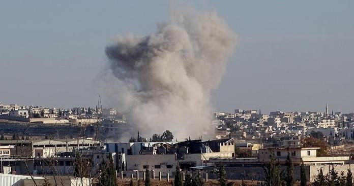عقب تسيير تركيا دوريات في محيط إدلب.. النظام يصعد عملياته العسكرية على المحرر