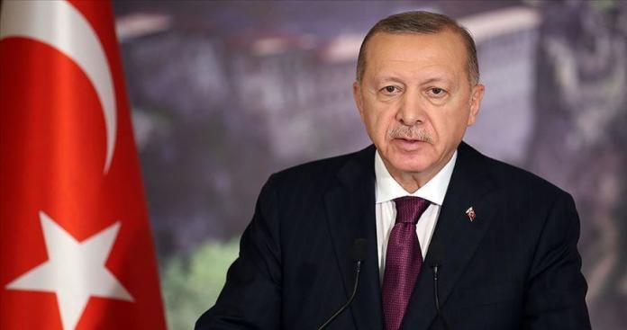 """أردوغان: مستعدون لعقد اتفاق مع """"طالبان"""" على غرار ليبيا"""