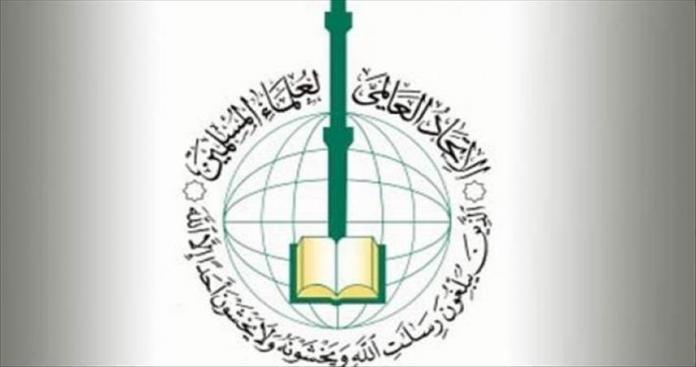"""بالصور.. """"علماء المسلمين"""" يكشف حقيقة خبر """"العربية"""" حول دور """"القرضاوي"""" بتفجيرات سريلانكا"""