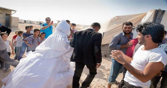 سوريون يتسببون بمشكلة كبيرة في المانيا بسبب حفل زفاف