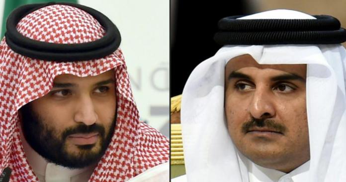مُقرَّب من محمد بن سلمان يفجر مفاجاة: قرار واحد من أمير قطر يكفي السعودية لإتمام المصالحة