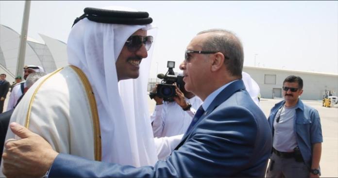"""أزمة صامتة بين تركيا وقطر.. تقرير صادم لـ""""قناة الجزيرة"""" عن """"أردوغان"""""""