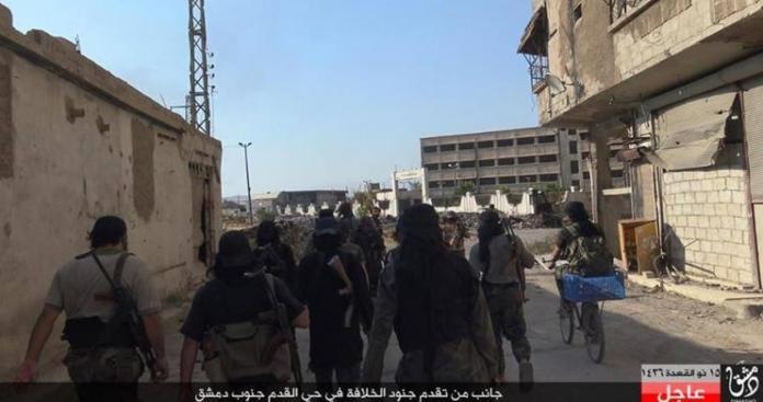 """أنباء عن توصل روسيا لاتفاق مع """"تنظيم الدولة"""" في دمشق.. هذه التفاصيل"""