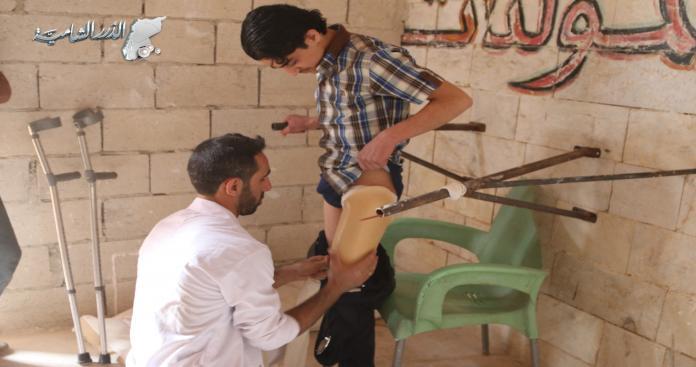 ماهو المشروع الوطني السوري للأطراف ؟ وماذا قدم ؟