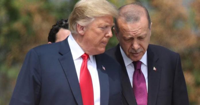 """""""أردوغان"""" يكشف أغرب سؤال من """"ترامب"""" أثناء نقاشهما حول إدلب"""